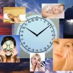 Расписание для кожи