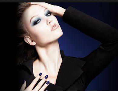 красивый макияж смоки айс для голубых глаз