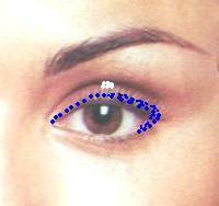 podvodka glaz vlazhnym sposobom Макияж smoky eyes от Dior