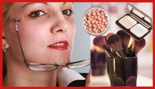 Рекомендации как правильно пользоваться пудрой для лица