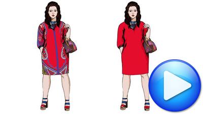 illusion5  Как стать стильной женщиной. Часть 1
