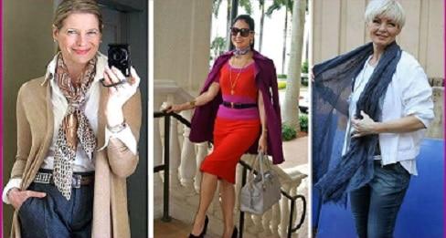 Стильные женщины после 50