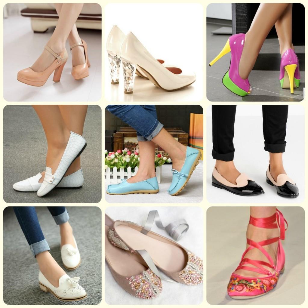 Обувь на лето 2016