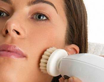 Броссаж брашинг лица