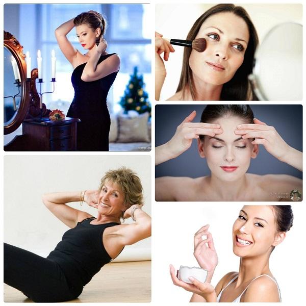 Уроки красоты для женщин
