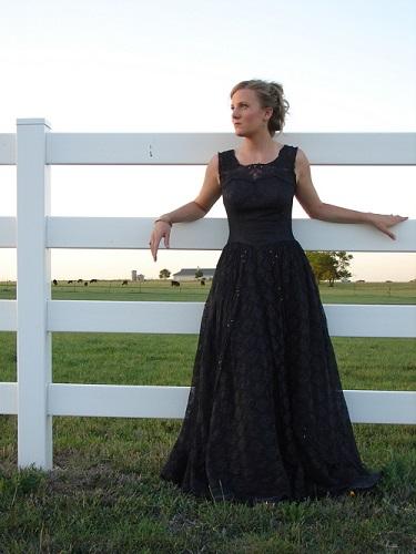 выбрать длинное платье
