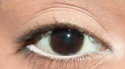 как использовать белый карандаш при азиатских глазах или глубоко посаженных глазах -2