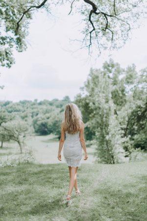 красивая походка для женщин научиться